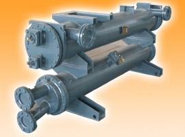 水冷式冷凝器(单)