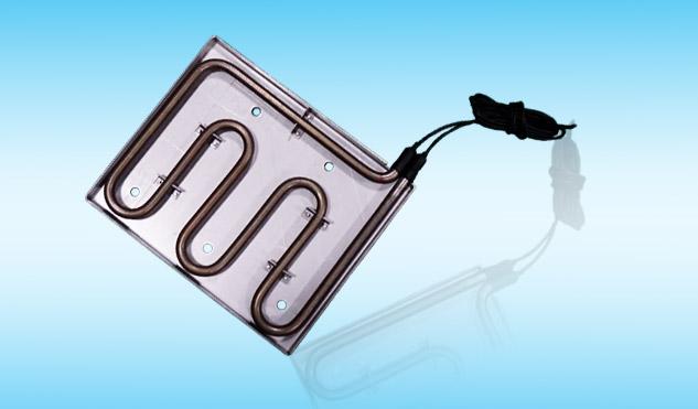 肋片式铝制电加热器